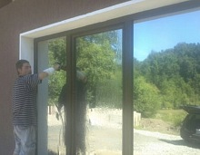 Fólie na okna 2