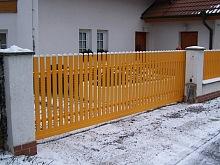 Vjezdové brány 4